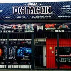 Ghost MMA en Bogotá
