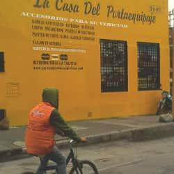 La Casa del Portaequipaje en Bogotá