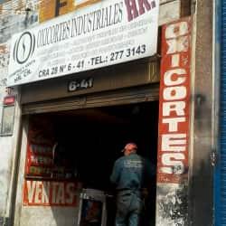 Oxicortes Industriales HR en Bogotá