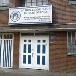 Misión Evangelica Buenas Nuevas en Bogotá