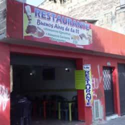 Restaurantes Buenos Aires De La 52 en Bogotá