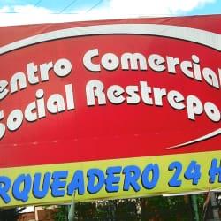 Parqueadero Centro Comercial Social Restrepo en Bogotá