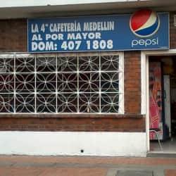 La 4a Cafetería Medellin  en Bogotá