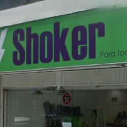 Shoker Restrepo Carrera 20 con 16 en Bogotá