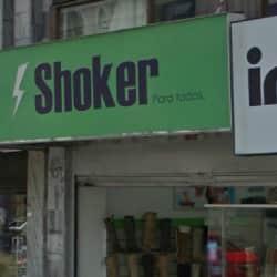 Shoker Restrepo en Bogotá