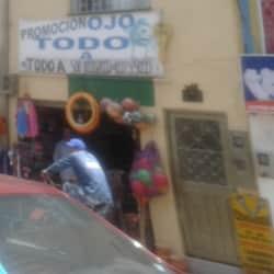 Ojo todo a $ 500 - $2000 en Bogotá