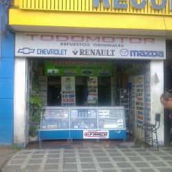 Todomotor en Bogotá