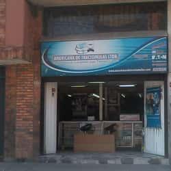 Americana De Tractomulas Ltda en Bogotá