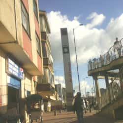 Estación Avenida El Dorado en Bogotá