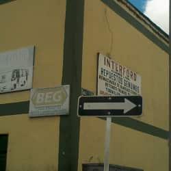 Interford Alvarez Ltda en Bogotá