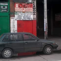 HW High Watts Resistencias Industriales     en Bogotá