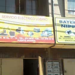 Servicio Eléctrico Lozano en Bogotá