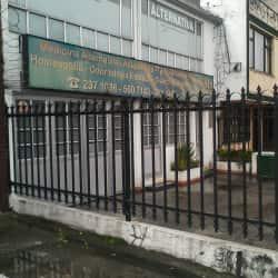 Medicina Alternativa USIS en Bogotá