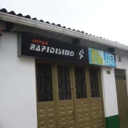 Inter Rapidísimo Chía en Bogotá