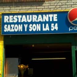 Sazón y Son de La 54 en Bogotá