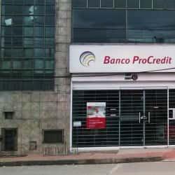 Banco Procredit Calle 139  en Bogotá