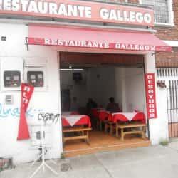 Restaurante Gallego en Bogotá
