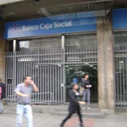 Banco Caja Social BCSC Carrera 10 con Calle 16 en Bogotá
