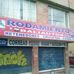 Rodamientos Baliautos en Bogotá