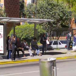 Parada 4 Alimentador Colsubsidio en Bogotá