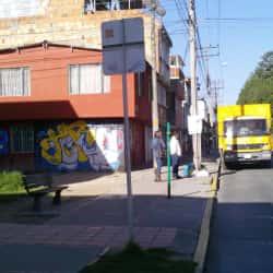 Parada 5 Alimentador Villas De Granada en Bogotá