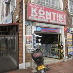 Duchas Kontiki en Bogotá