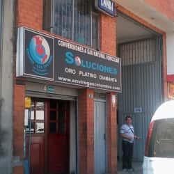 Enviro Gas Systems De Colombia en Bogotá