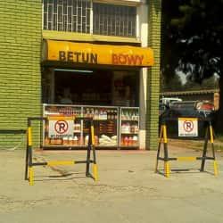 Betún Bowy en Bogotá