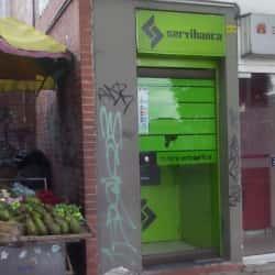 Cajero Servibanca Cafam Quirigua en Bogotá
