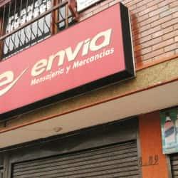 Envía Chía en Bogotá