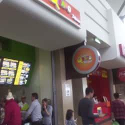 Sándwich Qbano Titán Plaza en Bogotá