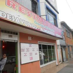 Restaurante Donde El Cuate en Bogotá