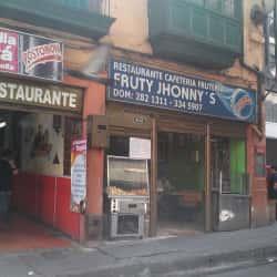 Restaurante Cafetería Frutería Frutty Jhonny's en Bogotá