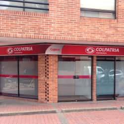 Cajero Colpatria Carrera 13 con 93B en Bogotá