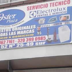 Servicio Técnico Oster Plaza en Bogotá