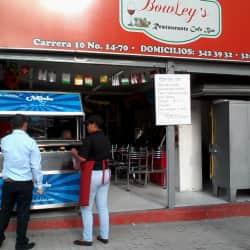 Restaurante Cafe Bar Bowley's en Bogotá