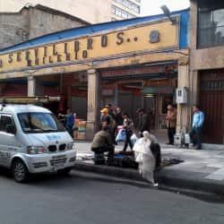 Centro Comercial Servilibros III Milenio en Bogotá