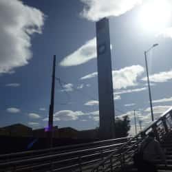 Estación Perdomo en Bogotá