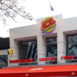 Johnny Rockets Zona T en Bogotá