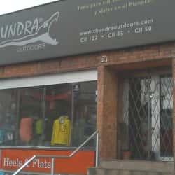 Thundra Outdoors en Bogotá