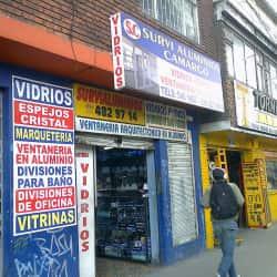 Survi Aluminios Camargo en Bogotá