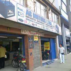 Ac Motors Ltda en Bogotá