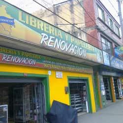 Librería y Papelería Renovación en Bogotá