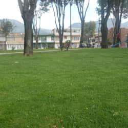 Parque pequeño Ciudad Berna en Bogotá