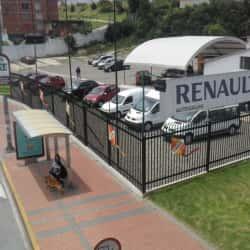 Autogalias Talle JR en Bogotá