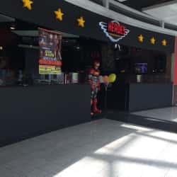 Heroes Restaurante Bar Calima en Bogotá