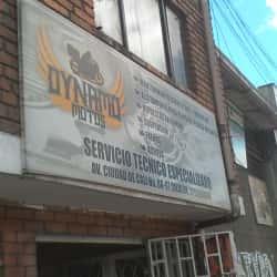 Dynamo Motos en Bogotá
