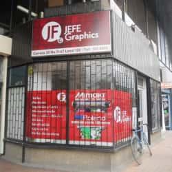 Jefe Graphics en Bogotá