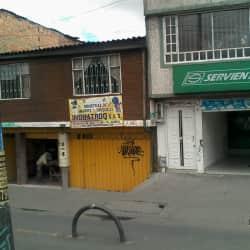 Induatroq en Bogotá