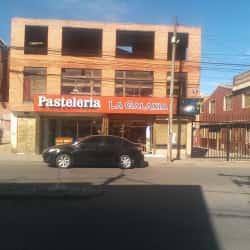 Pastelería la Galaxi en Bogotá